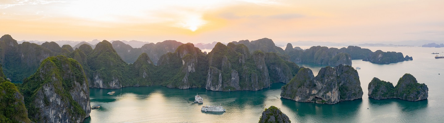 Recommended Overnight Cruises in Halong Bay