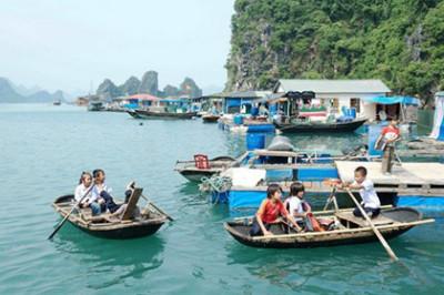 Cong Dam Area