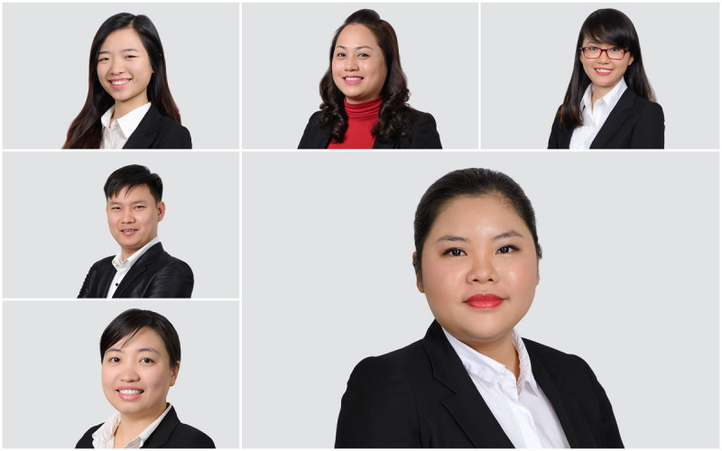 Hanoi Sales Team