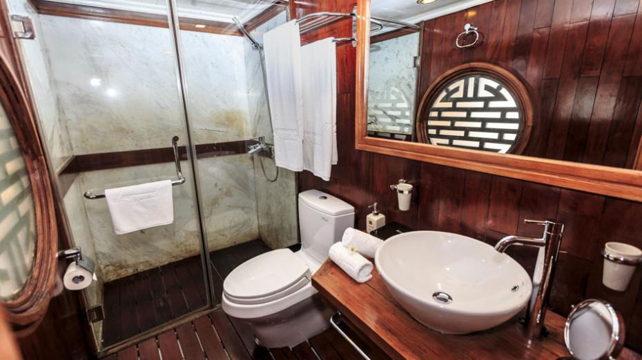 Bhaya Legend Bathroom